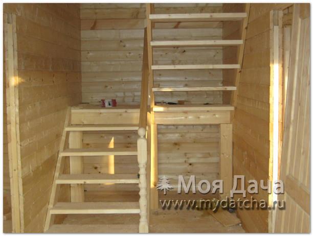 Поэтапное строительство дачного домика своими руками