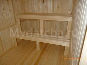 Пологи деревянные