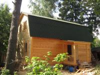 Дом из бруса 6х9 (Д10)