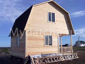 Дом из бруса 6х6 (Д11)