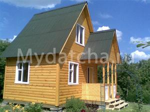 Дом из бруса 4х5 (Д22)