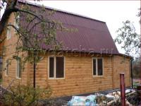 Дом из бруса 6х8 (Д29)