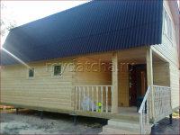 Дом из бруса 6х9 (Д32)