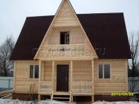 Дом из бруса 6х9 (Д37)