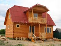 Дом из бруса 6х9 (Д4)
