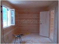 Дом из бруса 6х7 (Д40)