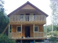 Дом из бруса 7х9 (Д43)