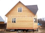 Дом из бруса 7х7 (Д50)
