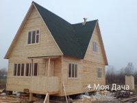 Дом из бруса 6х9 (Д6)
