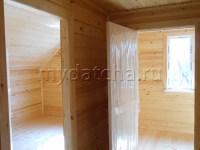 Дом из бруса 8х9 (Д60)