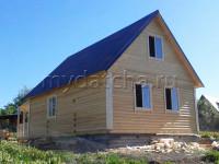 Дом из бруса 6х9 (Д61)