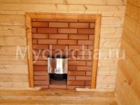 Баня из бруса 5х5 (Б32)