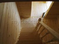 Дом из бруса 6х6 (ДУ5)