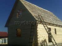 Дом из бруса 6х9 (ДУ8)