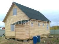 Дом из бруса 6х9 (ДУ29)