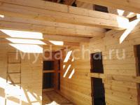 Дом из бруса 9х12 (ДУ32)