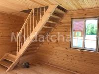 Дом из бруса 7х9 (Д70)