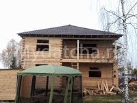 Дом 12х12 (Бор)