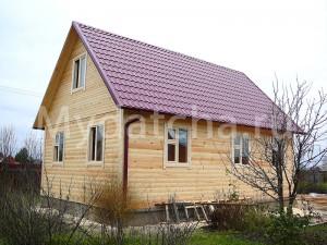 Дом из бруса 6x9-3